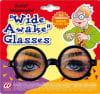 Joke glasses wakefulness