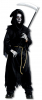 Reaper Robe Child Costume L L