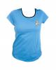 Star Trek Spock Women`s T-Shirt L