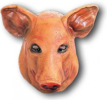 Pig Head Horror Maske