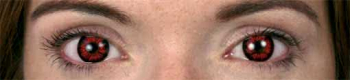 Contact lenses demon