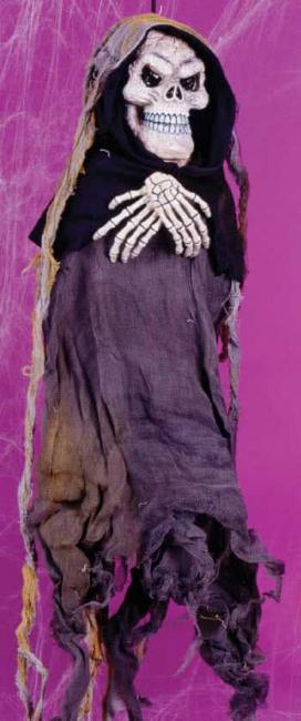 Ragged Hanging Skeleton