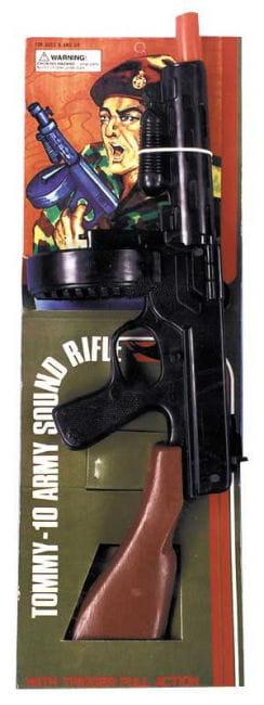 Maschinengewehr schwarz