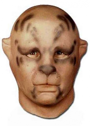 Cat Foamlatex Mask