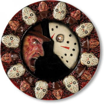 Freddy vs. Jason platter