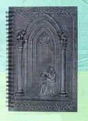 Halloween book Monk