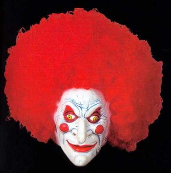 Carnie the Fire Clown Mask