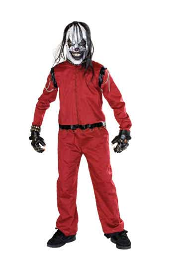 Zombie Racer Child Costume M