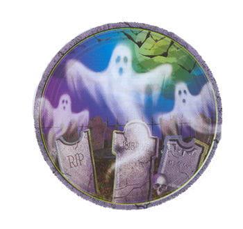 Pappteller Geister Motiv