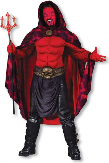 Lord Lucifer Deluxe Costume