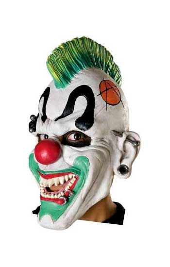 Punk Clown Mask