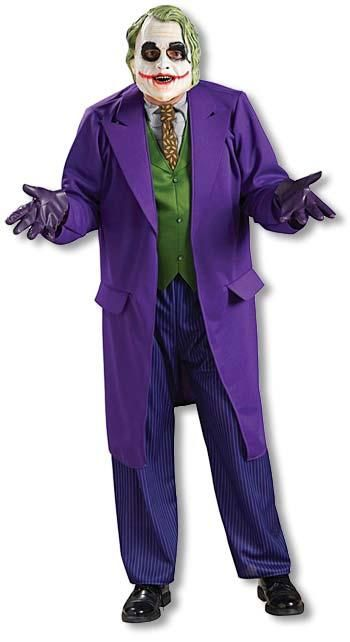 Joker Dark Knight Kostüm Gr. 52-54