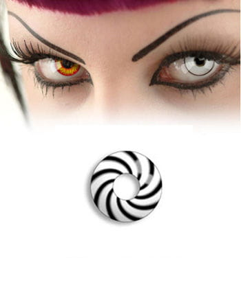 Contact lens Swirl
