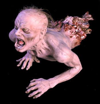 Crawling Zombie Deco Prop