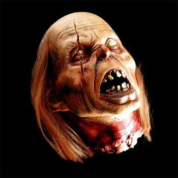Enthaupteter Zombie Schädel
