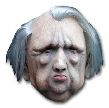 Uncle Ben Mask