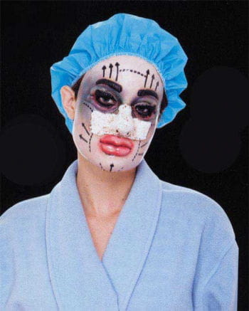 Disaster Cosmetic Surgery Mask