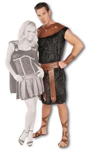 Warrior Warrior Premium Costume