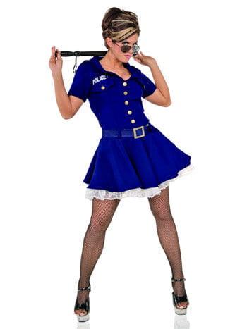 Sexy Costume prison guard. S