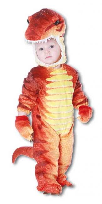 Dino Rex Costume Red XL