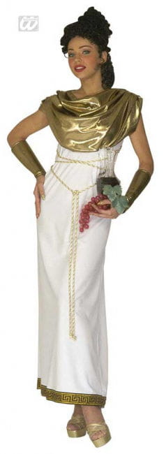 Griechische Göttin Persephone Kostüm L