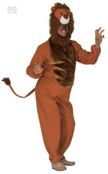 König der Löwen Kostüm Gr. L