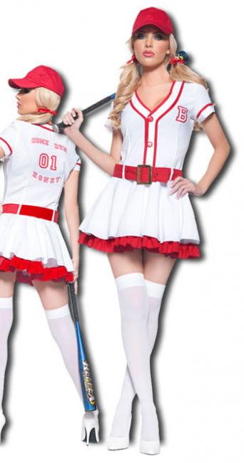 Baseball Baby Costume S