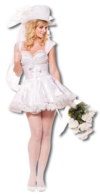 Enchanting Bride Premium Costume. M