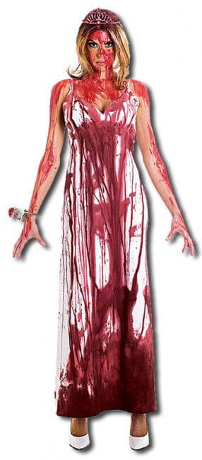 Carrie Prom Queen DLX Kostüm L