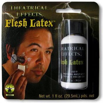 Flesh Latex hautfarben