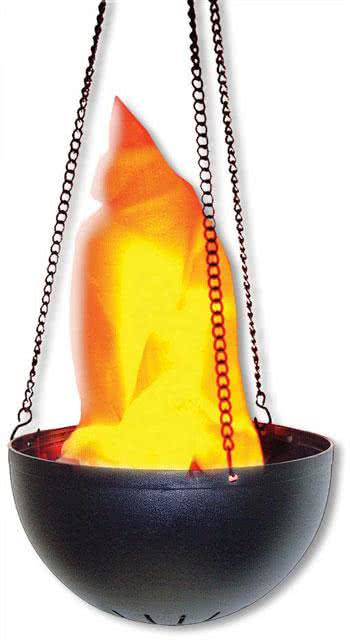 Flameless Fire Bowl
