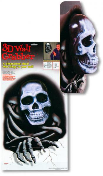 3D Grabber Skull