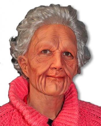 Oma Maske aus Softlatex