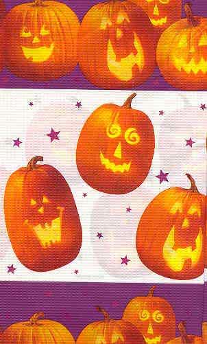Tischdecke Pumpkin