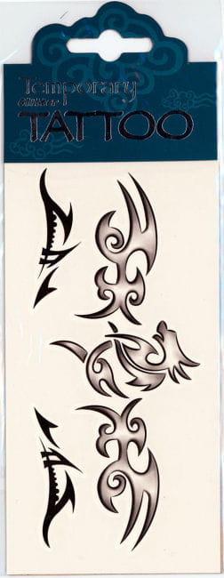Flügel Tattoo Dragon