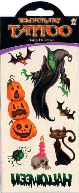 Happy Halloween Tattoo B