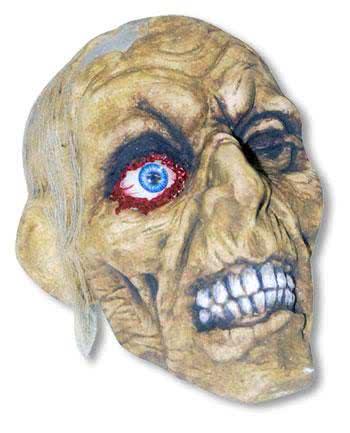 Verrottender Zombieschädel Victor