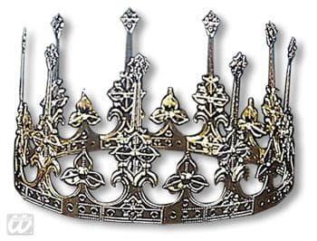 Queens crown Elisabeth