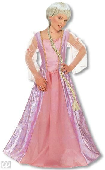 Rapunzel Märchenprinzessin Kostüm S