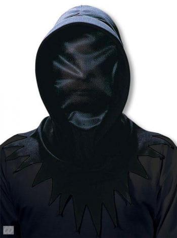 Schwarze Netz Phantom Maske