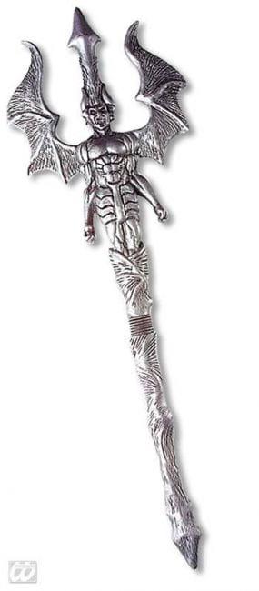 Demon Trident Silver