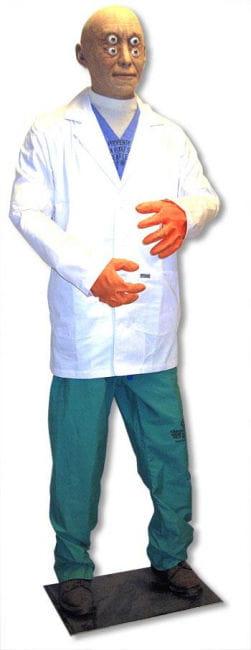 Dr. Grey Halloween Figure 180 cm