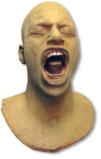 Scream corpses head