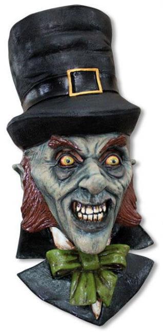 Leprechaun Latex Maske