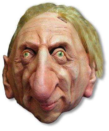 Psycho Gunther Latex Mask