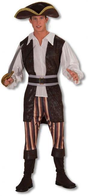 Karibischer Piraten Kapitän