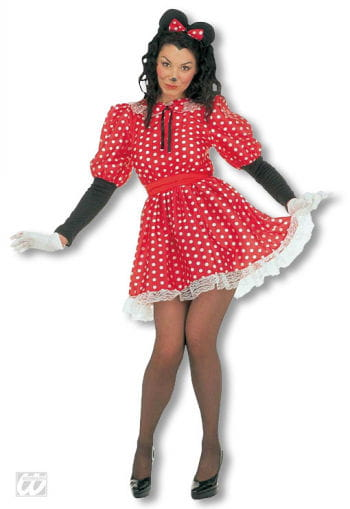 Mouse Lady Costume S