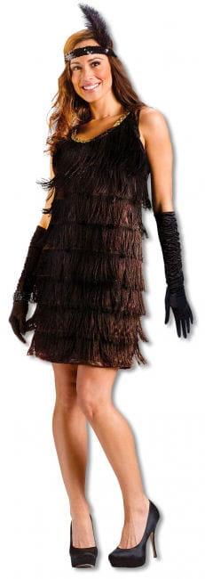 Charleston Flapper Girl Costume SM