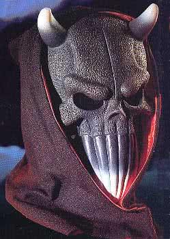 Wild Devil Mask