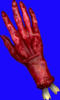 Bloody Hand Economy